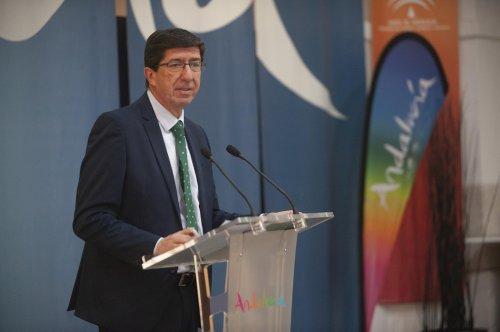 Andalucía Andalucía La Junta aumenta un 8,7% el presupuesto para Fitur y convierte la cita en escenario virtual del destino Andalucía