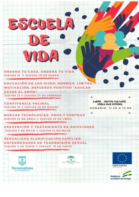 Torremolinos Torremolinos La ERACIS pone en marcha un programa de actividades destinado a favorecer la zona de Torremolinos Norte