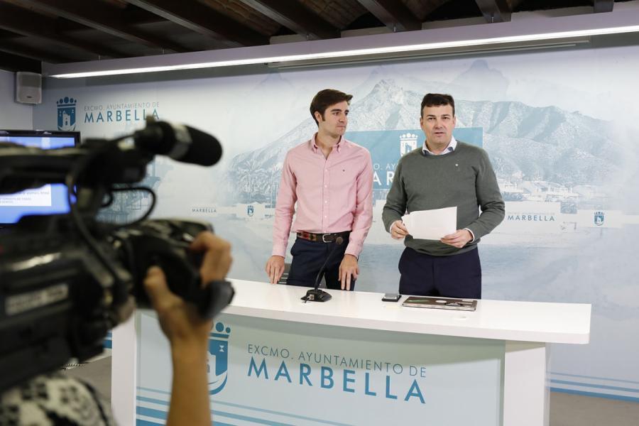 Ayuntamientos Ayuntamientos Marbella consiguió alrededor de 12 millones de euros en 2019 para programas de empleo