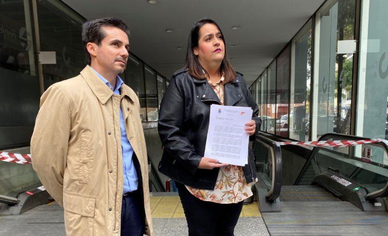 Ayuntamientos Ayuntamientos Cs Fuengirola reclama formalmente a Adif una mayor atención a las estaciones de tren