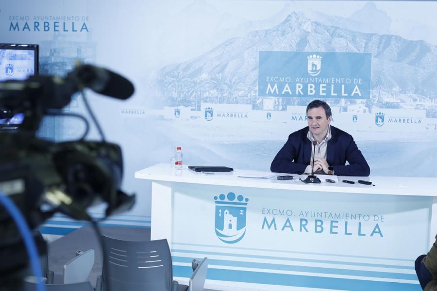 Ayuntamientos Ayuntamientos El Ayuntamiento aprueba la licencia de obras que permitirá en el Casco Antiguo de Marbella la reforma del emblemático establecimiento La Fonda