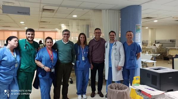 Salud Salud La actividad quirúrgica en la provincia de Málaga ha aumentado un 7,87% con respecto al año anterior