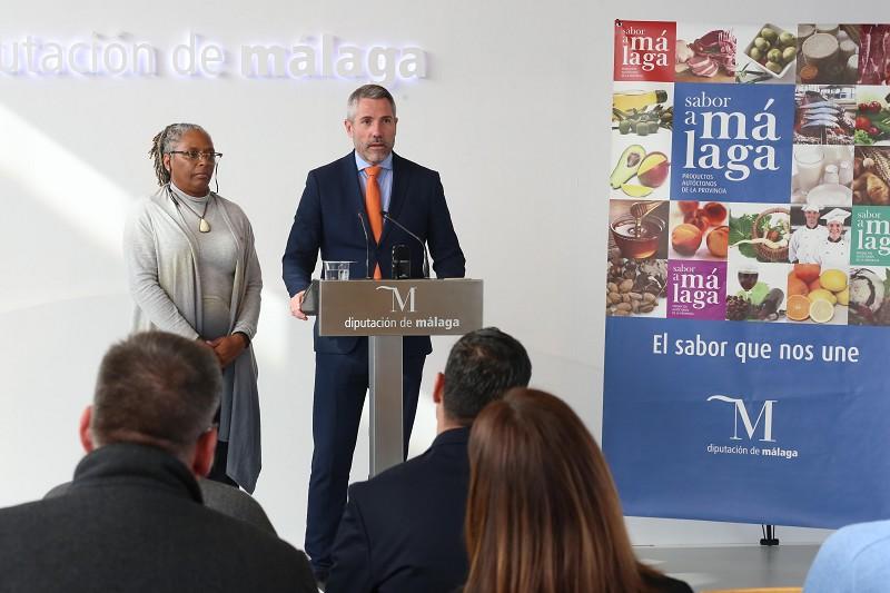 Málaga Málaga La Diputación de Málaga abrirá nuevos canales de comercialización y distribución de los productos malagueños con el Reino Unido ante su inminente salida de la Unión Europea