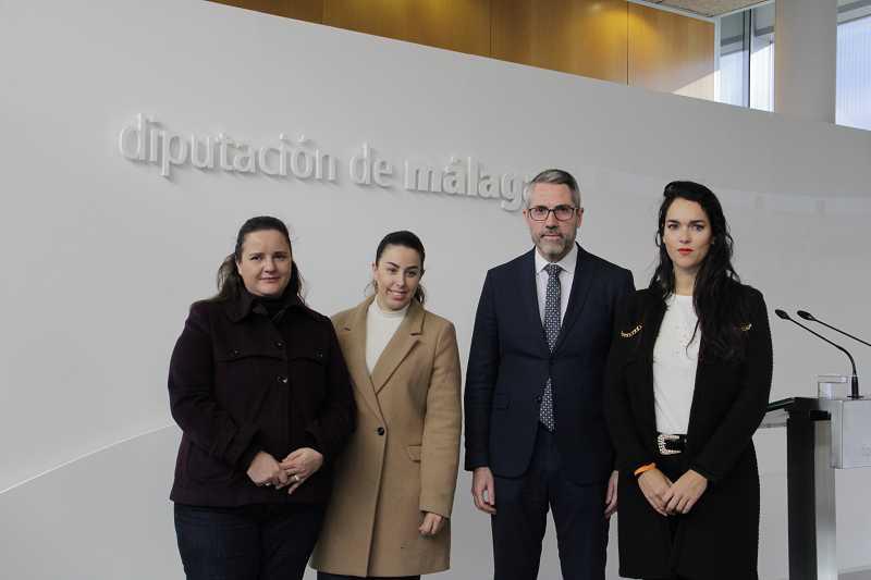 Málaga Málaga 'Málaga de Moda' acude por segundo año consecutivo al Salón Internacional de la Moda Flamenca de Sevilla