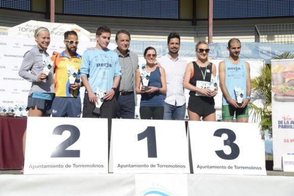 Deportes Deportes Cristóbal Ortigosa y Lisa Rooney, ganadores de la XXXI Maratón Internacional de Torremolinos