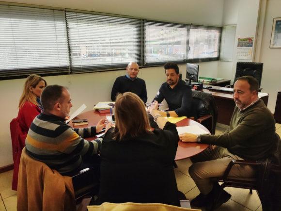 Torremolinos Torremolinos El concejal de Educación, José Piña, se reúne con los directores y directoras de los institutos