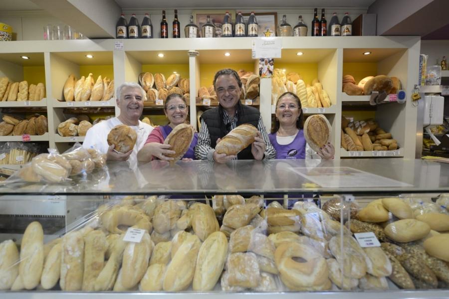 Torremolinos Torremolinos La Panadería Francisco de Torremolinos, elegida entre las mejores de España