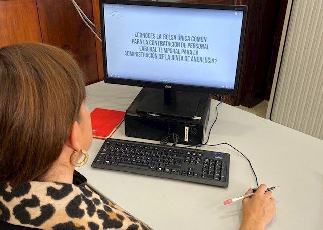 Málaga Málaga Málaga, quinta provincia de Andalucía por volumen de inscripciones en la Bolsa Única Común de contratación de personal laboral temporal