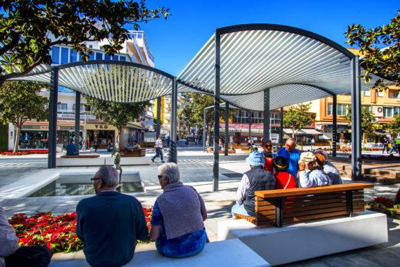 Torremolinos Torremolinos El centro peatonal de Torremolinos y calles adyacentes concentraron en 2019 el 24 por ciento de las licencias de apertura comercial