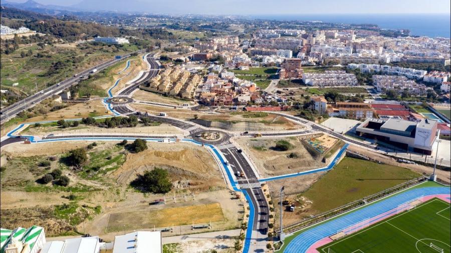 Ayuntamientos Ayuntamientos Más de 120.000 vehículos utilizan la nueva ronda norte de Estepona en su primer mes de funcionamiento