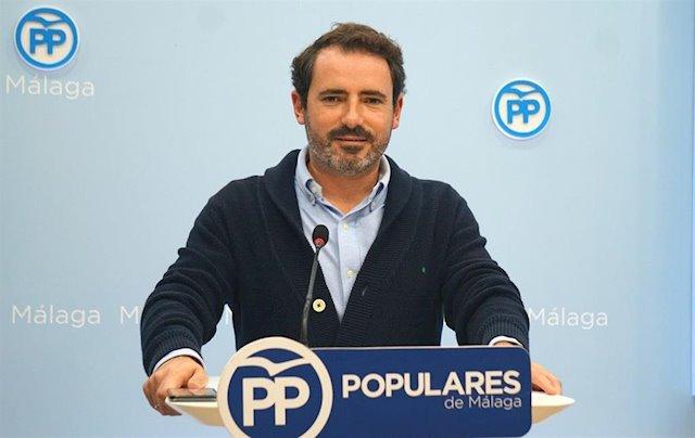Ayuntamientos Ayuntamientos El PP critica el cinismo del PSOE con el hospital de Marbella tras años de asfixia socialista