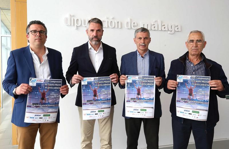 Deportes Deportes La elite del atletismo máster nacional se dará cita en la provincia de Málaga con 1.800 participantes