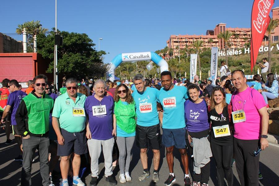 Ayuntamientos Ayuntamientos Éxito rotundo en la II Media Maratón y V Carrera Litoral Holiday World a beneficio de Proyecto Hombre