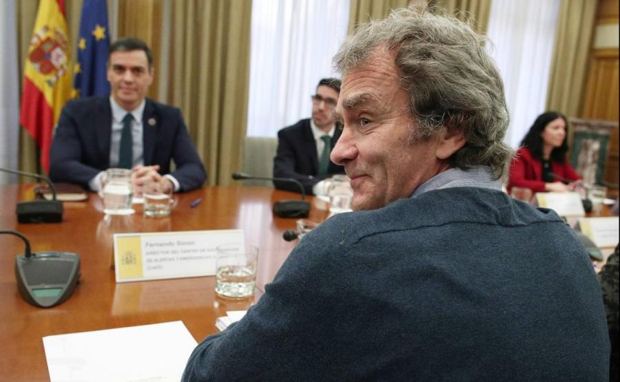 Salud Salud Pedro Sánchez anuncia un plan de choque ante el COVID-19 en coordinación con los agentes sociales