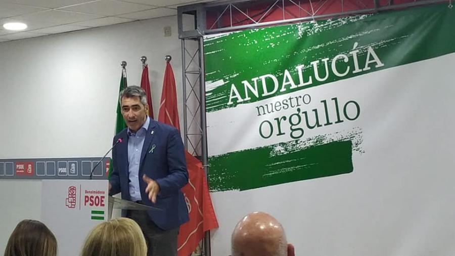 Ayuntamientos Ayuntamientos El alcalde de Benalmádena, Víctor Navas, da positivo en Coronavirus