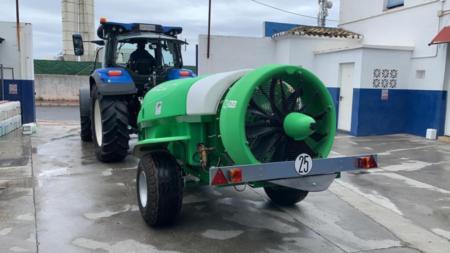 Ayuntamientos Ayuntamientos El Ayuntamiento de Marbella reforzará las labores de limpieza y desinfección frente al Covid-19 con un vehículo especial de pulverización de gran potencia
