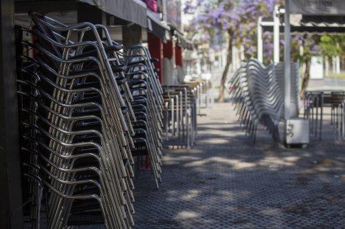 Málaga Málaga Los restaurantes solo podrán abrir a partir de este lunes durante el horario de recogida de pedidos
