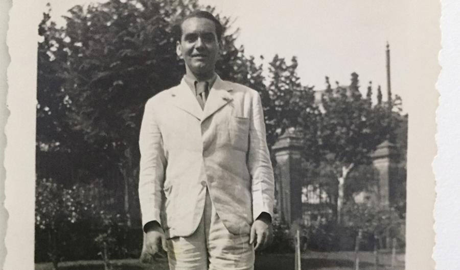 Cultura Cultura La Consejería de Cultura protege como BIC el legado del poeta Federico García Lorca