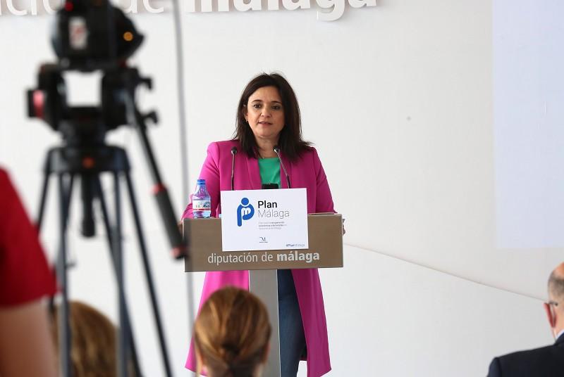 Málaga Málaga La Diputación lanzará un bono de cien euros dirigido a profesionales sanitarios para financiar 25.000 estancias hoteleras en Málaga
