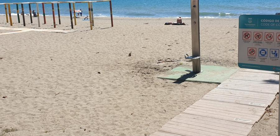 Torremolinos Torremolinos El PP de Torremolinos exige que se cumplan las medidas de limpieza previstas en el Plan de Contingencia de las Playas del municipio ante la Covid-19