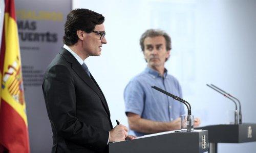 Andalucía Andalucía La comisión de recuperación de Andalucía cita a tres ministros y a Fernando Simón el 7 de julio