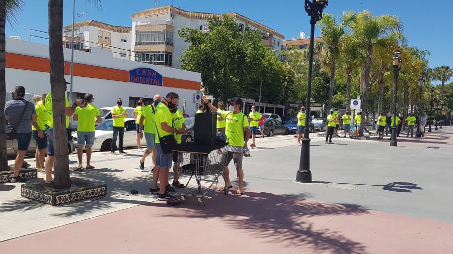 Actualidad Noticias Convocada una concentración mañana ante las puertas del Ayuntamiento coincidiendo con el pleno en protesta por los recortes salariales de los trabajadores municipales y funcionarios