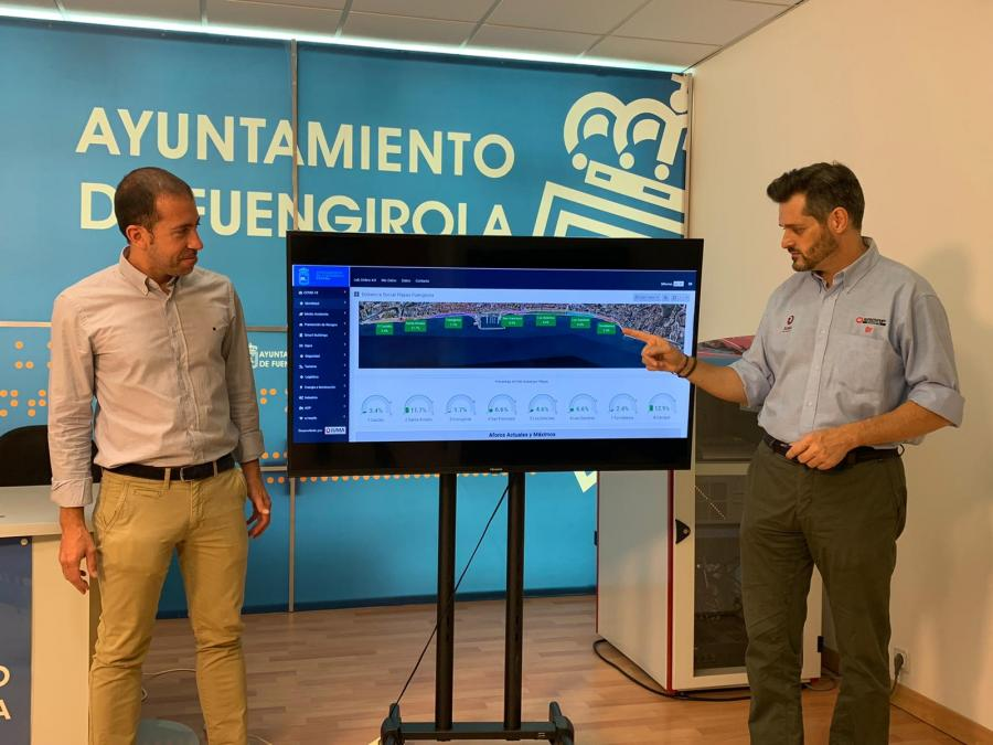 Ayuntamientos Ayuntamientos El Ayuntamiento de Fuengirola habilita la web en la que ya se puede consultar el aforo de las playas en tiempo real