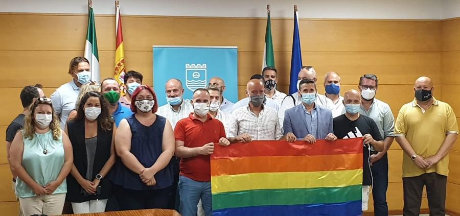 Torremolinos Torremolinos Torremolinos se suma a la Red de Municipios Orgullosos de Andalucía