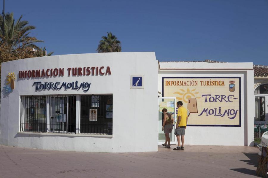 Torremolinos Torremolinos Las oficinas de Turismo de Torremolinos vuelven a abrir coincidiendo con la llegada de visitantes extranjeros
