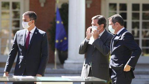 España España CEOE y Cepyme piden a Sánchez que no suba los impuestos