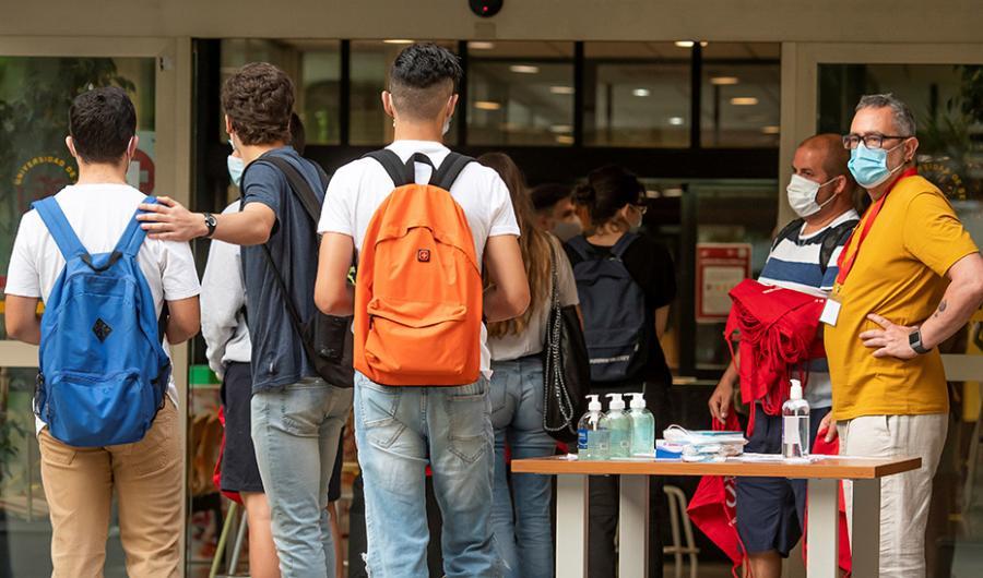 Andalucía Andalucía El 92,71% del alumnado andaluz supera la prueba de acceso a la Universidad