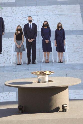 """España España El Rey apela a homenajear a las víctimas del Covid con """"espíritu de superación"""", respeto y entendimiento"""