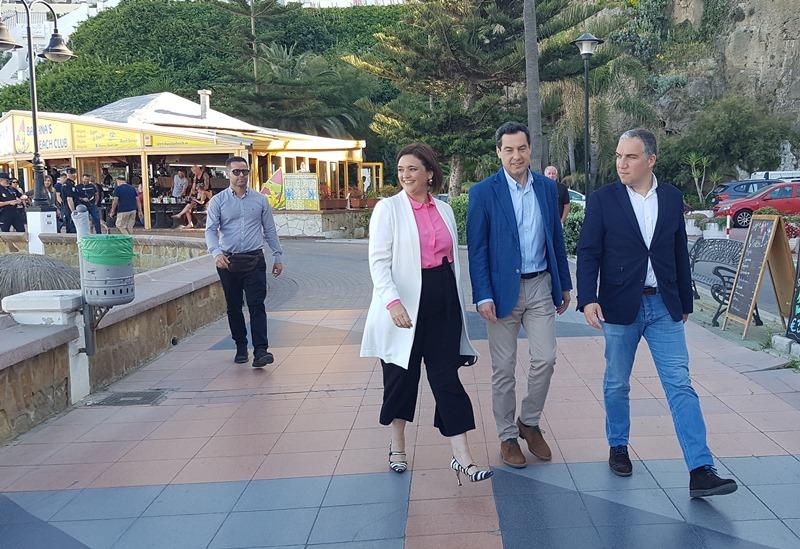 Torremolinos Torremolinos El Plan Aire de la Junta de Andalucía supondrá la contratación de 98 personas y una inversión de más de un millón de euros en Torremolinos