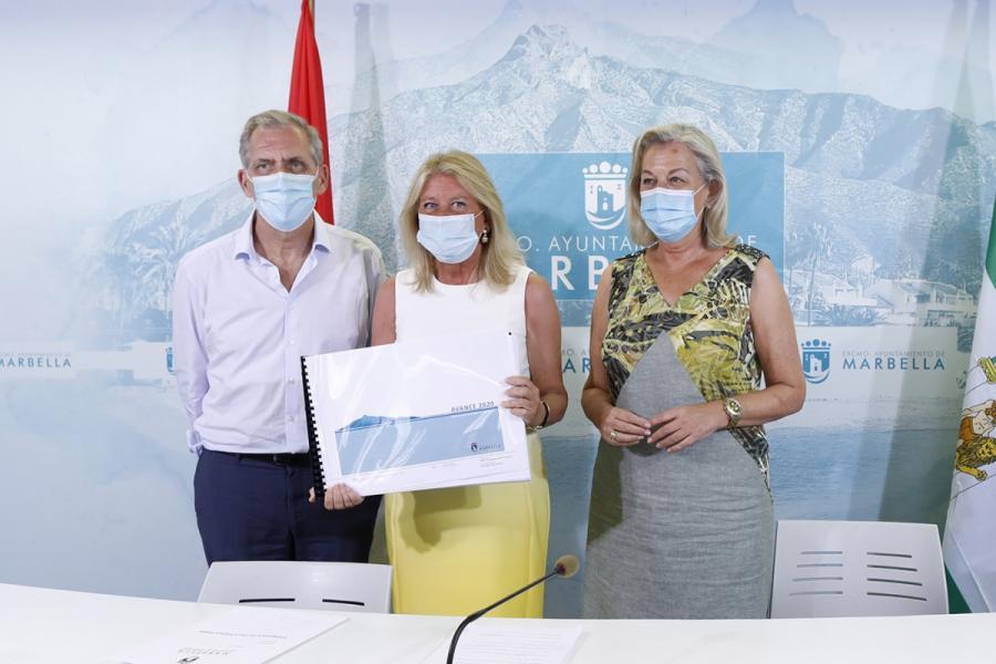 Ayuntamientos Ayuntamientos El Ayuntamiento de Marbella llevará a Pleno la próxima semana el avance del nuevo PGOU, un documento que apuesta por los equipamientos y la calidad ambiental