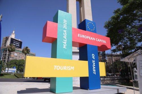 Málaga Málaga Málaga será Capital Europea de Turismo Inteligente 2020 hasta septiembre de 2021