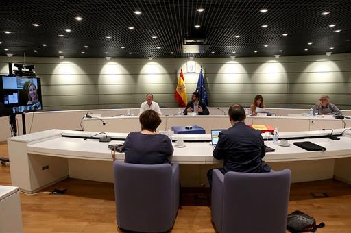 España España Arranca la Mesa de Diálogo Social para abordar las prestaciones de los trabajadores con varios contratos a tiempo parcial y de los que consumieron sus prestaciones sin estar afectados por ERTE