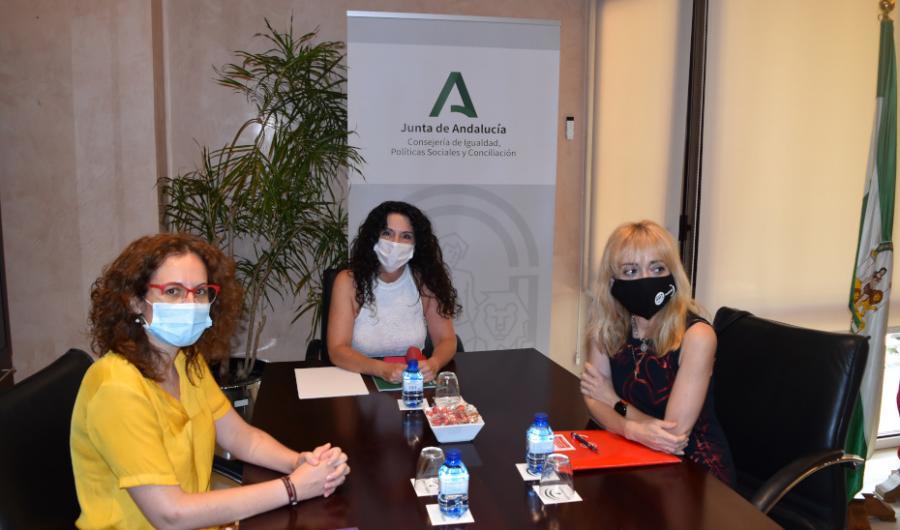 Andalucía Andalucía Ruiz garantiza la continuidad de la Renta Mínima y aboga por el diálogo para mejorar la Dependencia