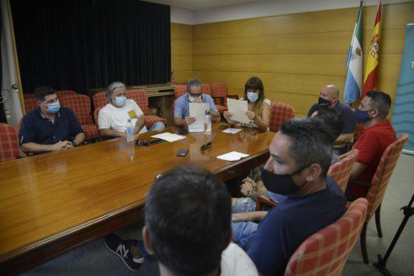 Torremolinos Torremolinos Ayuntamiento y el sector de ocio nocturno en Torremolinos se reúnen para avanzar en medidas de seguridad sanitaria