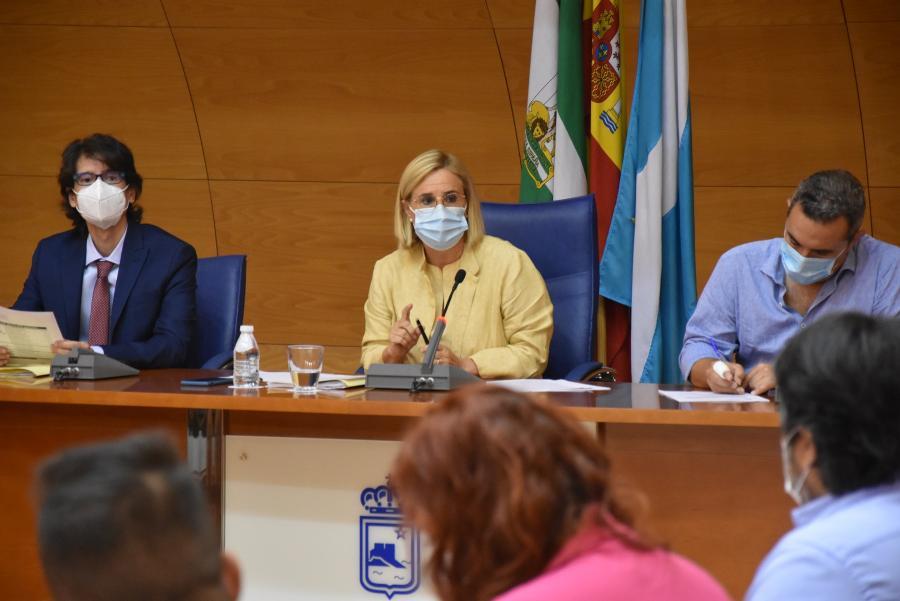 Ayuntamientos Ayuntamientos El Ayuntamiento de Fuengirola amplía y modifica el programa formativo Emple@net para adaptarlo a las nuevas necesidades laborales