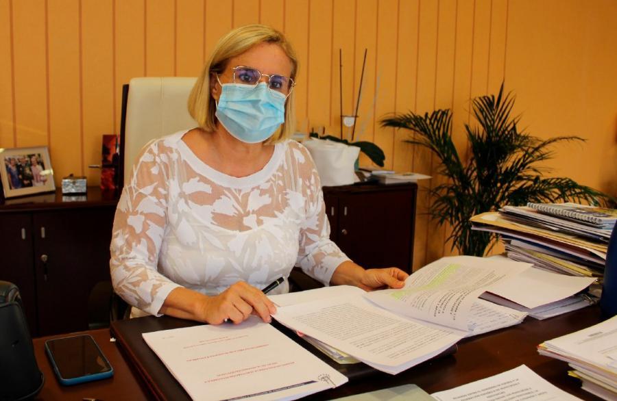Ayuntamientos Ayuntamientos La alcaldesa de Fuengirola rechaza la última propuesta del Gobierno sobre el uso del superávit de las entidades locales