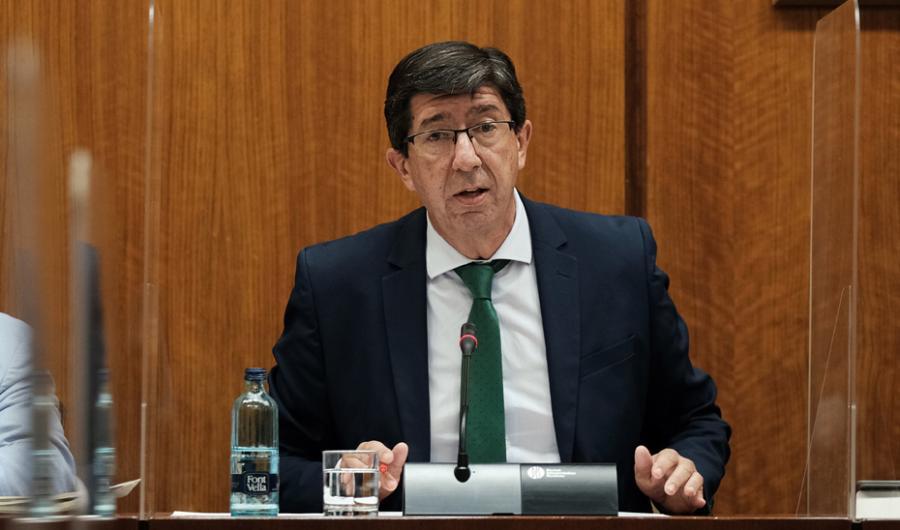 Turismo Turismo El vicepresidente Marín plantea la puesta en marcha del bono turístico el próximo otoño