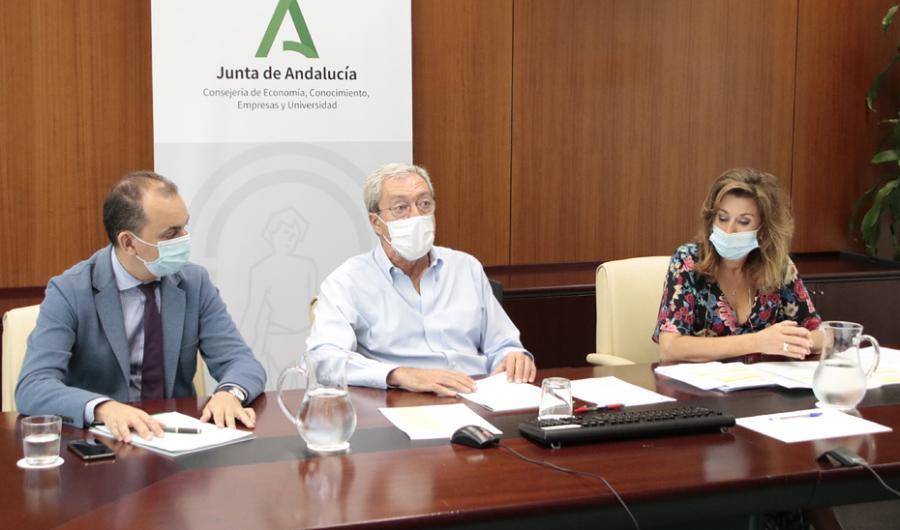 Andalucía Andalucía Economía incentiva con 1,6 millones las primeras 27 investigaciones científicas sobre el Covid-19