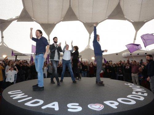 España España El juzgado facilita a Podemos la grabación íntegra de la declaración de Calvente tras asumir que se la dio incompleta