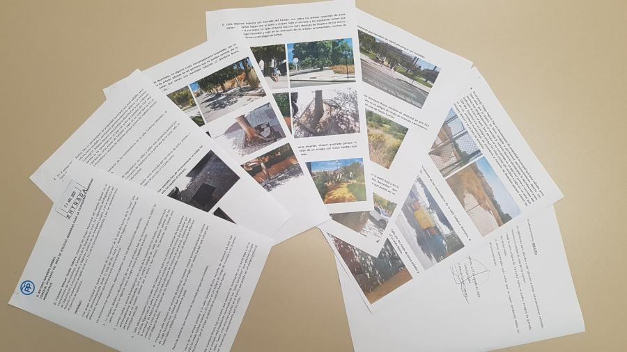 Torremolinos Torremolinos El PP traslada las peticiones de los vecinos del barrio de La Leala al Ayuntamiento de Torremolinos ante la situación de dejadez y abandono que presenta la zona