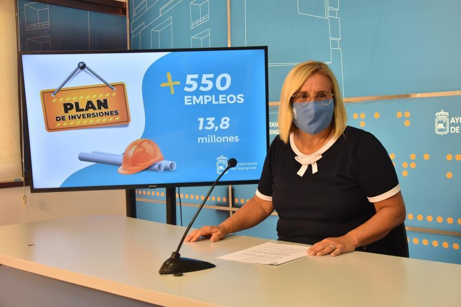 Ayuntamientos Ayuntamientos Fuengirola pone en marcha su Plan de Inversiones por valor de 13,8 millones de euros que permitirá crear más de 550 empleos directos