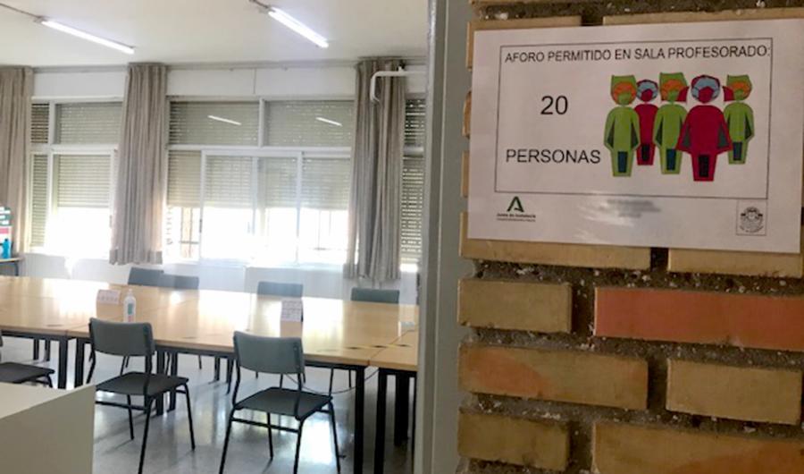 Andalucía Andalucía Este martes comienzan curso 944.500 estudiantes de Secundaria, Bachillerato, FP, Adultos y Artísticas