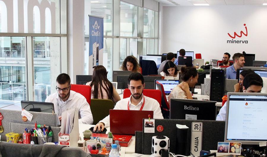 Andalucía Andalucía La Junta y Vodafone seleccionarán a 30 startups en la octava edición del Programa Minerva