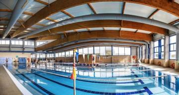 Torremolinos Torremolinos Las actividades deportivas regresan a la piscina Virgen del Carmen II tras las mejoras de las instalaciones