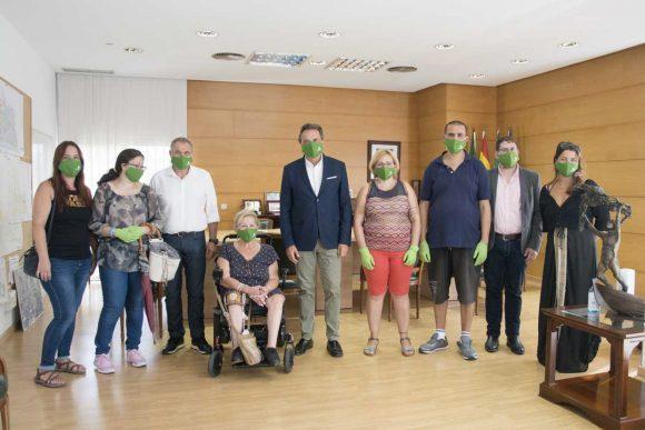 Torremolinos Torremolinos Torremolinos renueva su compromiso con AFESOL y las personas con enfermedad mental en el municipio
