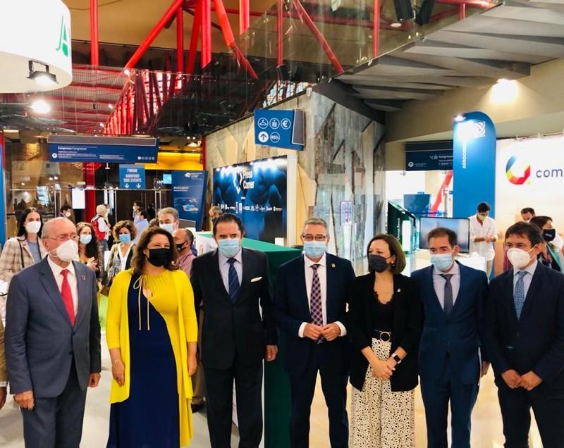 Málaga Málaga Salado destaca la relevancia del sector agroalimentario para hacer frente a los nuevos retos como la despoblación